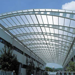 polycarbonate roofing-SSroofings